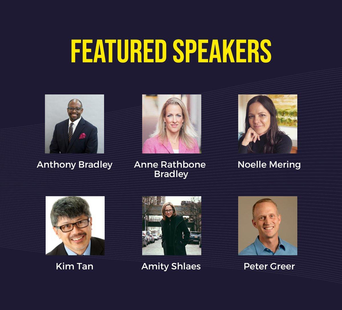 Featured Speakers 2